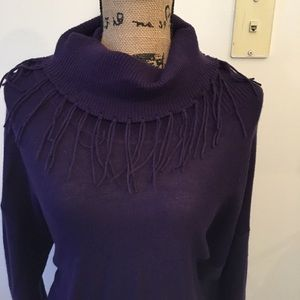 Gorgeous Chico's Cowl Neck Sweater